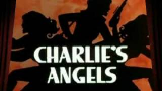 Charlie's Angels theme song....