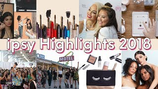 2018 with our ipsters | ipsy