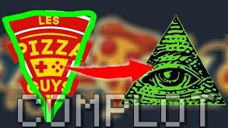 ► Les Pizza Guys Sont Des Illuminati Immortels !! ◄