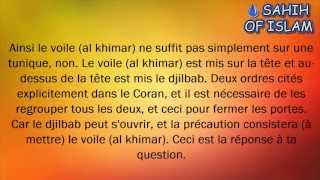 Le voile de la femme musulmane -Cheikh al Albani-
