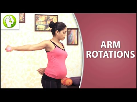 Exercise To Prevent Sagging Of Breasts In Pregnancy