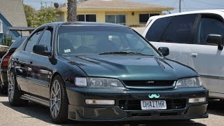 Turbocharged 1994 Honda Accord - One Take