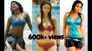 Indian actresses Ultimate Bikini Edition || Try to withstand