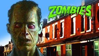 ZOMBIE NEIGHBORHOOD WATCH DOGS  (Black Ops 3 Custom Zombies)(Butler's Meadow)