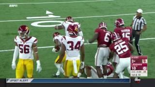 Alabama vs USC, 2016 (in under 31 minutes)