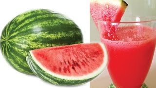 Benefits Of Water Melon In Hot Weather