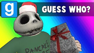 Gmod Guess Who Funny Moments - Stomping on the Nogla Bug! (Garry