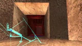 Virtual Tour Through The Great Pyramid