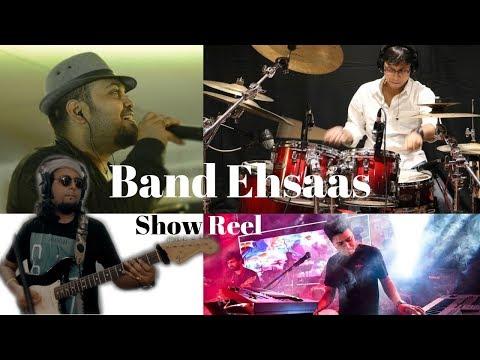 Band Ehsaas Show Reel | Hindi Band Mumbai| Bollywood & Indie Music