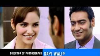 Dil Toh Baccha Hai Ji - Ajay + Emraan Dialogue Promo