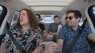 """The Apple TV app — Carpool Karaoke: The Series — """"Weird Al"""" Yankovic and The Lonely Island — Preview"""