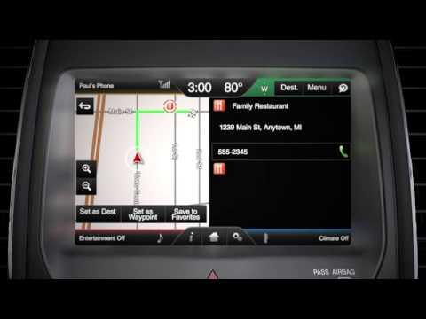 Navigation Setting WayPoints