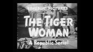 The Tiger Woman (1944) Trailer