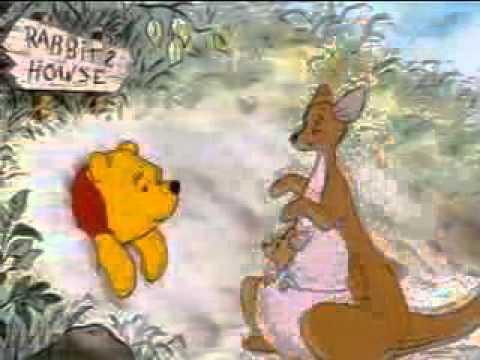 Las Mini Aventuras de Winnie the Pooh Atrapado en casa de Conejo