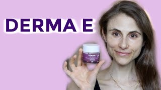 DERMA E ADVANCED PEPTIDE MOISTURIZER & DMAE EYE CREAM REVIEW| DR DRAY