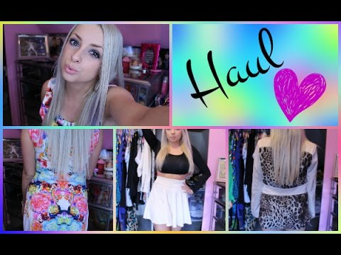 New Spring Clothing Haul