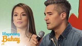 Magandang Buhay: Aubrey and Troy's love story