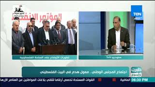 العرب في أسبوع - لماذا يحاول أبو مازن التخلص من كل خصومه؟! أيمن الرقب يجيب