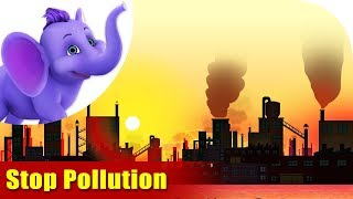 Stop Pollution - Environmental Song in Ultra HD 4K