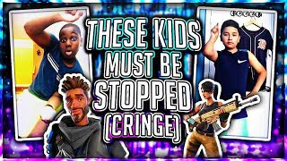 These Fortnite Challenge Must Be Stopped (BOOGIEDOWN DANCE CONTEST)