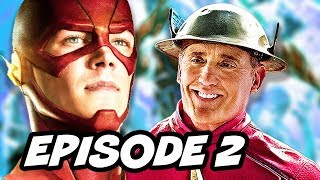The Flash Season 3 Episode 2 Doctor Alchemy TOP 10 WTF and Easter Eggs