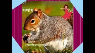 Khuku o Kathberali।। Kazi Nazrul Islam।। National Poet/ Mehedi Hassan Tamim