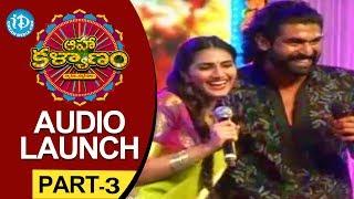 Aaha Kalyanam Audio Launch 03 - Nani - Vaani Kapoor