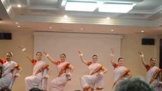 Mamo Chitte Niti Nritye dance