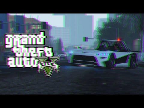 NAJNOVIJI AUTO U GTA V ! Grand Theft Auto V - New Car DLC