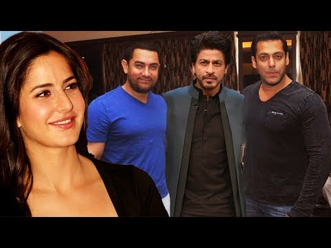 Xxx Mp4 Katrina Kaif Becomes FIRST Actress To Work With All Three Khans At The Same Time 3gp Sex