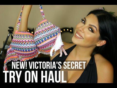 NEW! Victoria's Secret TRY ON BRA + CLOTHING HAUL | SCCASTANEDA