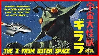 The X from Outer Space (1967) HD Japanese Trailer - Color / 4:04 mins