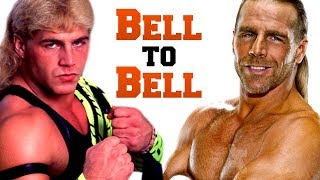Shawn Michaels' First and Last Matches in WWE - Bell to Bell