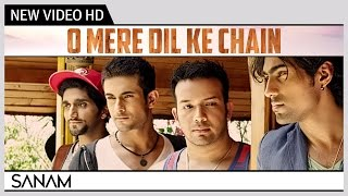O Mere Dil Ke Chain - SANAM | Kishore Kumar | Music Video