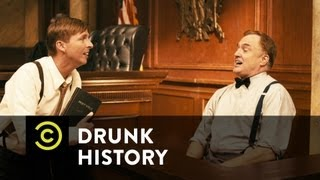 Drunk History - The Scopes Monkey Trial
