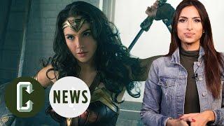 Wonder Woman Trailer Sneak Peek from Gal Gadot | Collider News