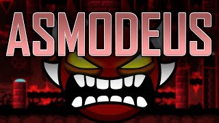 Asmodeus by xVeXioN - Geometry Dash 2.1 Unrated Extreme Demon
