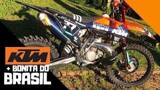 KTM + Bonita do BRASIL!!!