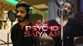 Saaho Movie Psycho Saiyaan Song Making   Anirudh Ravindran   Prabhas   Manastars