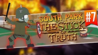 Rebellious Nazi Zombies! - South Park the Stick of Truth Full Playthrough Episode 7!