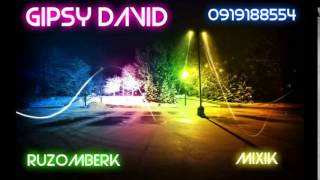 Gipsy David Ruzomberok - mix
