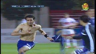 بالتعليق المغربي الاهداف كاملة الزمالك 3-2 الفتح الرباطي المغربي