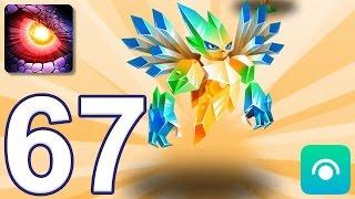 Monster Legends - Gameplay Walkthrough Part 67 - Level 41, Pulseprism (iOS, Android)