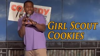Girl Scout Cookies (Stand Up Comedy)