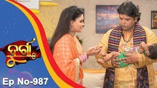 Durga | Full Ep 987 6th Feb 2018 | Odia Serial - TarangTV HD