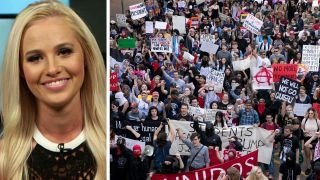 Tomi Lahren sounds off on Trump backlash on liberal campuses