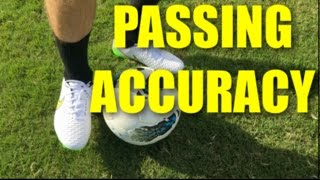 How to Improve Your Passing Accuracy in Football | Tips