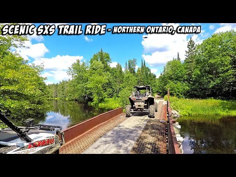 Xxx Mp4 Scenic SXS Trail Ride Broken Axles Blown Belts Are Part Of The Game TeamAJP Trail Vlog 003 3gp Sex