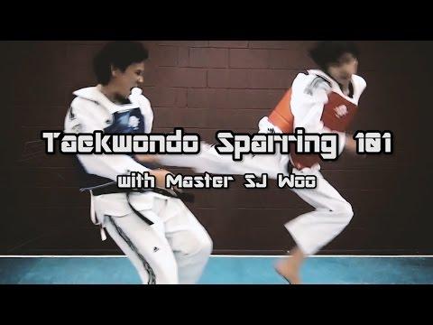 ★ Olympic Taekwondo Sparring 101 (TaekwonWoo)