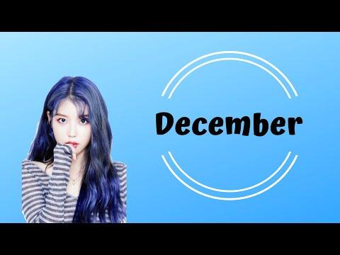 My Top 25 Songs December